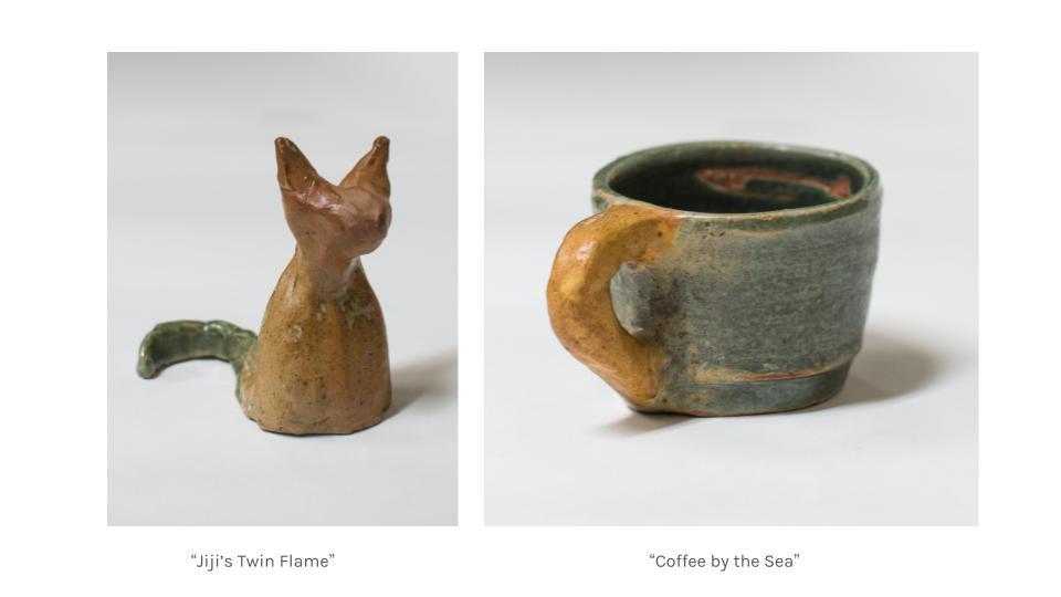 Ceramics Final - Linh Phung - images